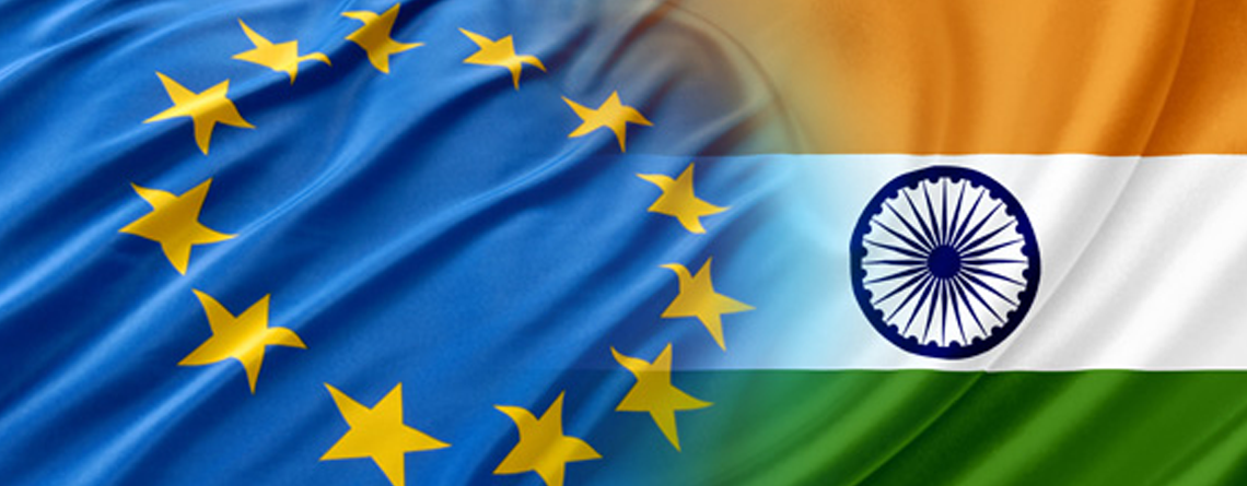 Assist Business and Research communities in India and EU crosswise
